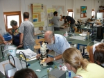 Porifera Training Course 2005
