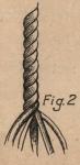 <B>De Jonghe, J.</B> (1912). De sfeer - Het schip - Vaart. Wat zeemanswerk: knoopen, steken en splitsingen. Handleiding ten dienste van jeugdige zeelieden. Deels in 't Vlaamsch en in 't Engelsch. F. & R. Buyck Gebr.: Oostende. 79 pp.