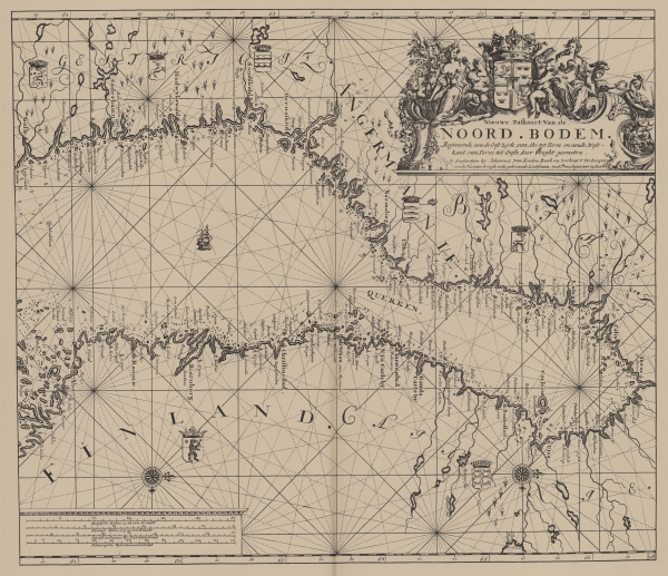 Van Keulen (1728, kaart 20)
