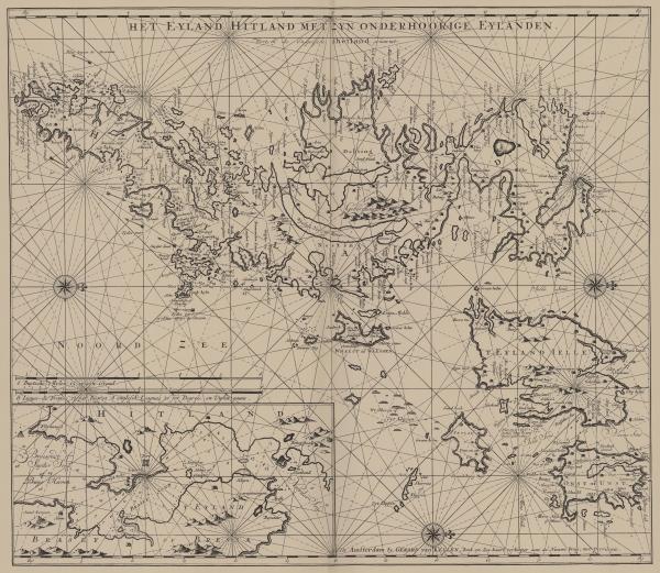 Van Keulen (1728, kaart 30)