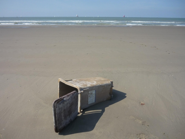 Vuilnisbak uit Dunkerque