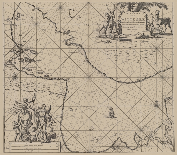 Van Keulen (1728, kaart 39)