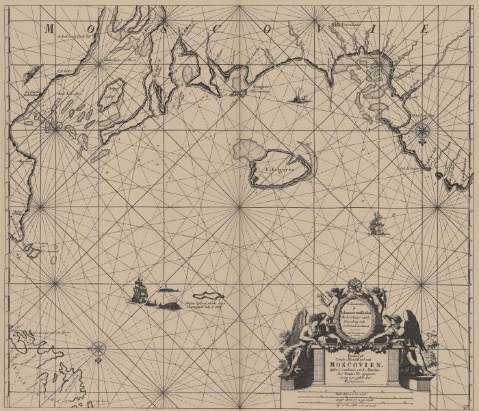 Van Keulen (1728, kaart 41)