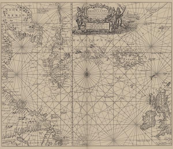 Van Keulen (1728, kaart 42)