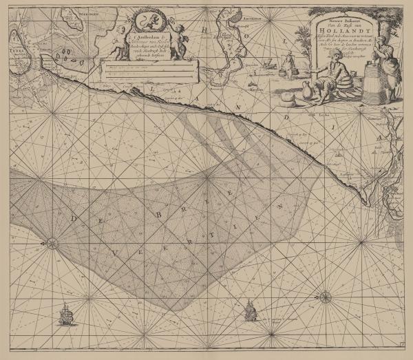 Van Keulen (1728, kaart 49)