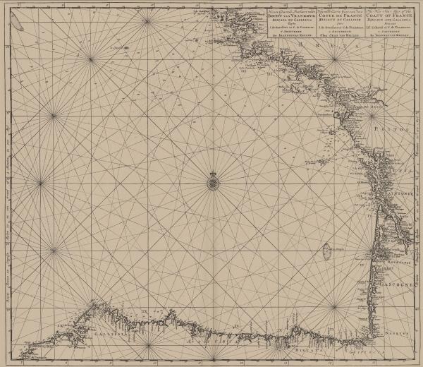 Van Keulen (1728, kaart 64)