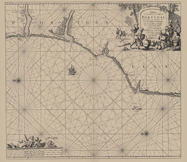Van Keulen (1728, kaart 76)