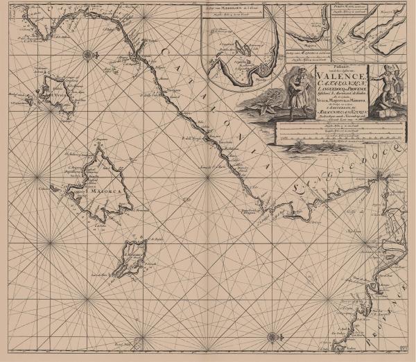 Van Keulen (1728, kaart 093)