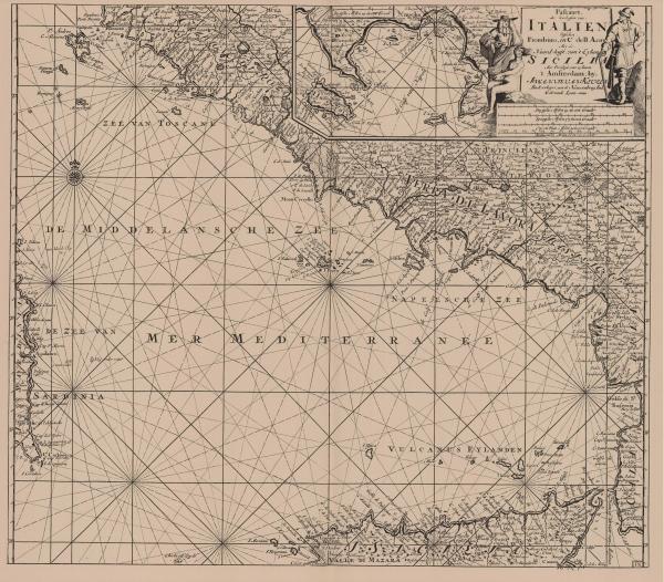 Van Keulen (1728, kaart 097)