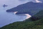 Panorama from Arrábida Coast.
