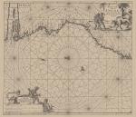 <B>Voogt, C.J.; van Keulen, G.</B> (1728). De Nieuwe Groote Ligtende Zee-Fakkel, 't vyfde deel. Vertoonende de Zee-Kusten van Guinea, Angola, der Caffers en Brazilien, met d'onderbehoorende en tusschen-leggende Eylanden, noyt voor deesen aldus beschreeven