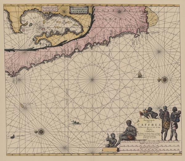 Van Keulen (1728, kaart 111)