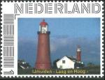 Netherlands, IJmuiden, Laag en Hoog