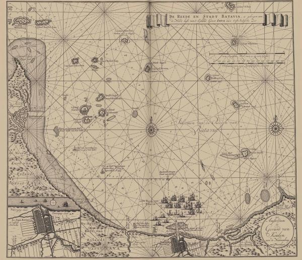 Van Keulen (1728, kaart 120)