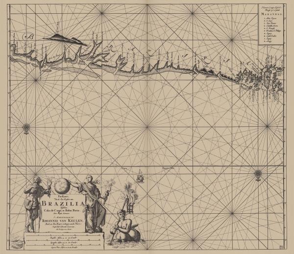 Van Keulen (1728, kaart 122)