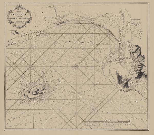 Van Keulen (1728, kaart 131)