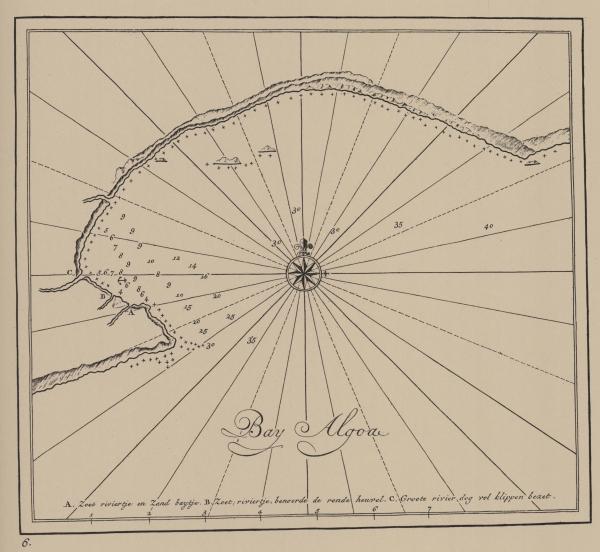 Van Keulen (1728, kaart 135)
