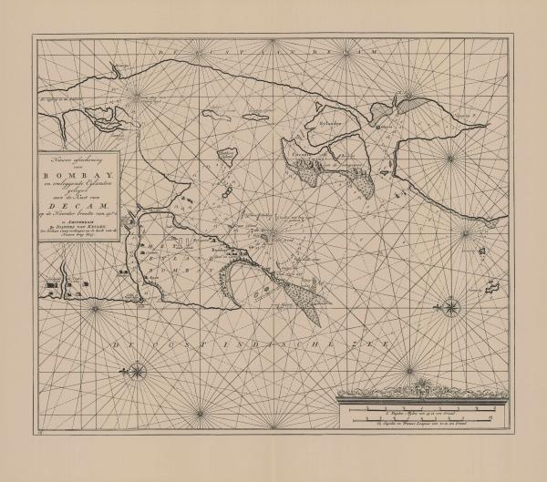 Van Keulen (1728, kaart 145)