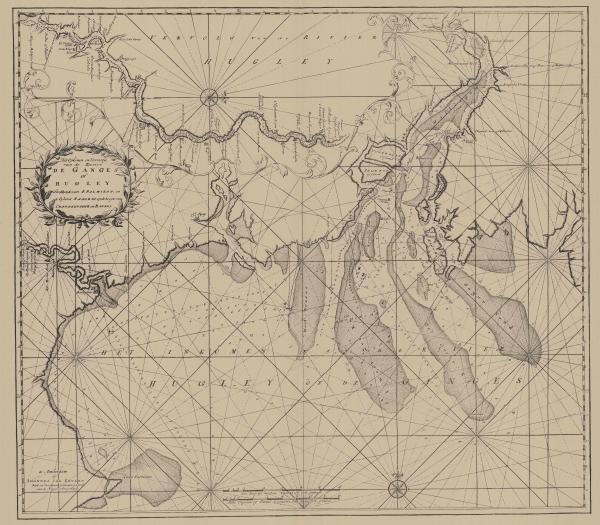 Van Keulen (1728, kaart 154)