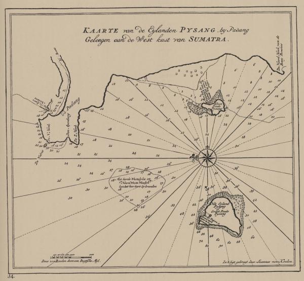 Van Keulen (1728, kaart 157)