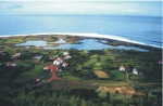 Fajã dos Cúberes in NE coast of São Jorge Island.