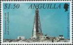 Lesser Antilles, Anguilla, Sombrero Island (new & old)