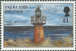 Falkland Islands, Cape Meredith