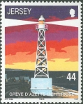 Jersey, Grève d'Azette