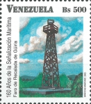 Venezuela, Recalada de Güiria