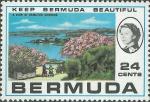 Bermuda, Hamilton Harbour