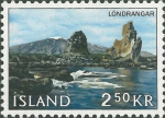 Iceland, Lndrangar
