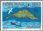 Faroes, Mykines