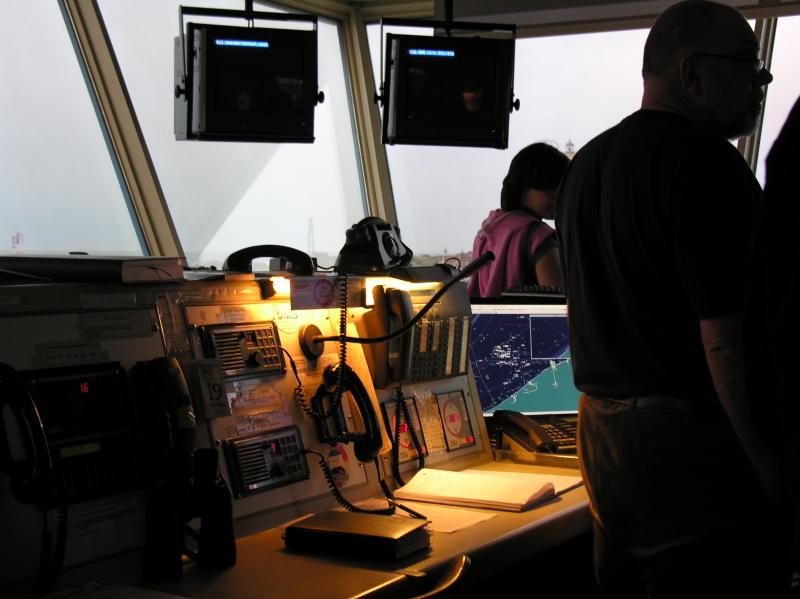 bezoek controletoren Oostende