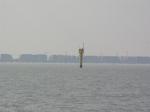 op zee: meetpaal