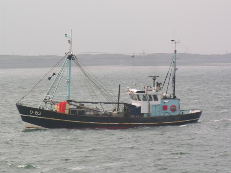 navigeren: vissersschip plotten