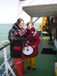 Secchi-schijf: zichtbaarheid zeewater bepalen