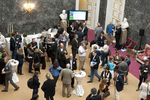"""Conference """"Living with a warming ocean"""" (2011-09-15) - Reception"""