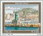 Italy, Giglio Porto Molo di Ponente