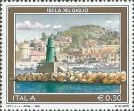 Italy, Giglio Porto Molo di Ponente