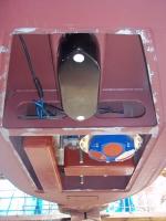 Akoestische stroommeter (ADCP) en speedlog