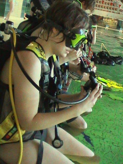 Aquatec duikinititatie St Jozefslyceum