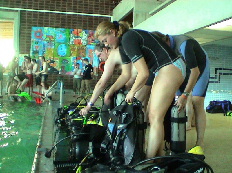 Aquatec duikinitiatie
