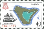 Kiribati, Malden Island