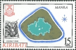 Kiribati, Manra Island