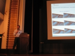 THESEUS session at Coastal Structures Conference