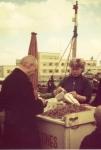 Visstalletje O.31 vistrap Oostende