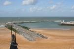 nieuwe westdam Oostende