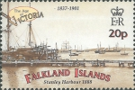 Falklands, Stanley Harbour