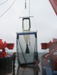 RMT1+8 plankton net on deck