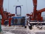 RMT plankton net on deck